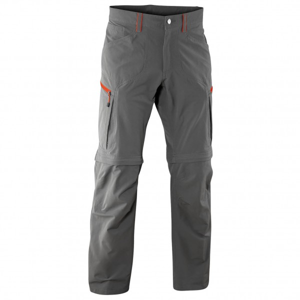 Peak Performance - Agile Zip Off Pant - Trekking pants