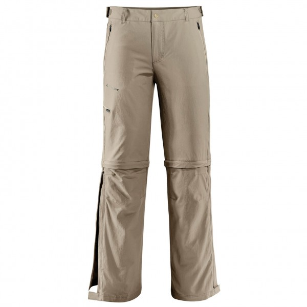 Vaude - Farley Stretch T-Zip Pants II - Trekking pants