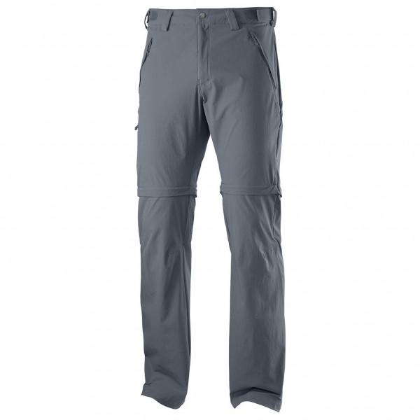Salomon - Wayfarer Zip Pant - Trekkingbroek