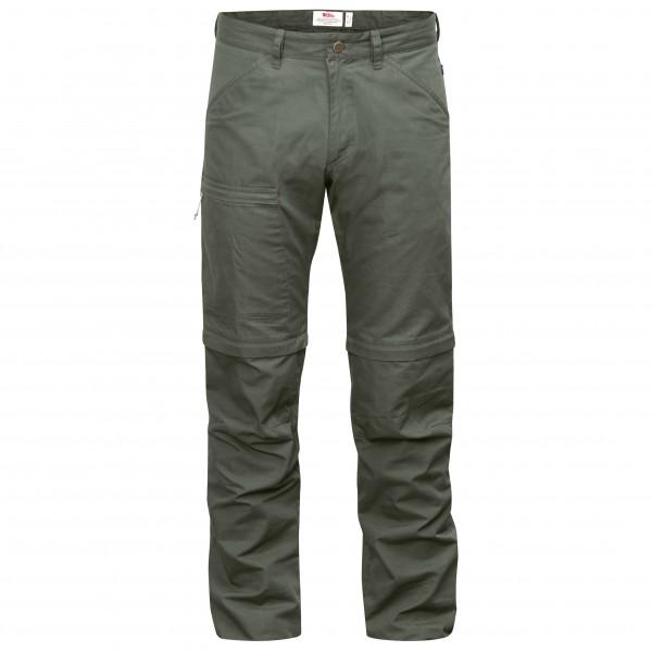 Fjällräven - High Coast Trousers Zip-Off - Trekkinghousut