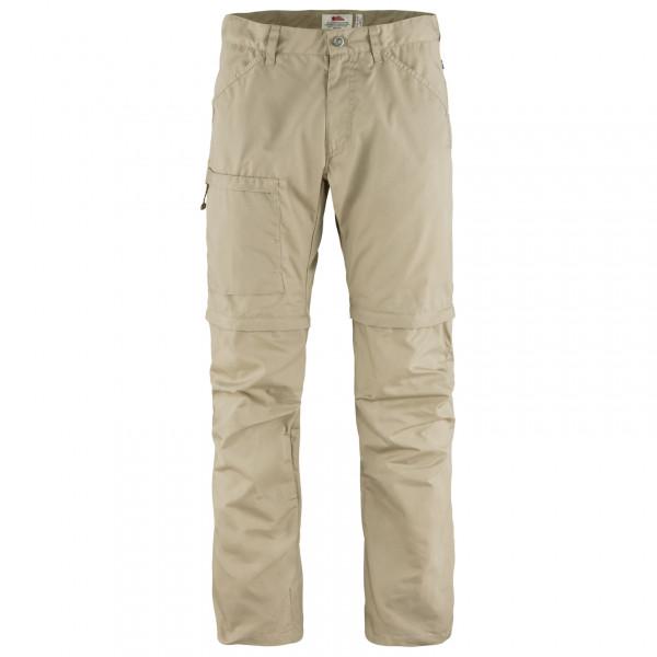 Fjällräven - High Coast Trousers Zip-Off - Trekking bukser