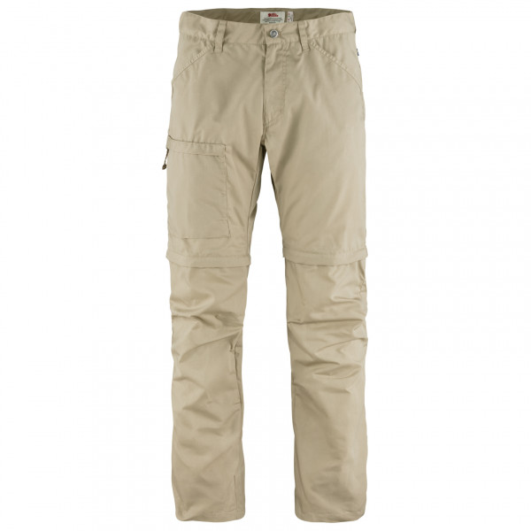 Fjällräven - High Coast Trousers Zip-Off - Trekkinghousut