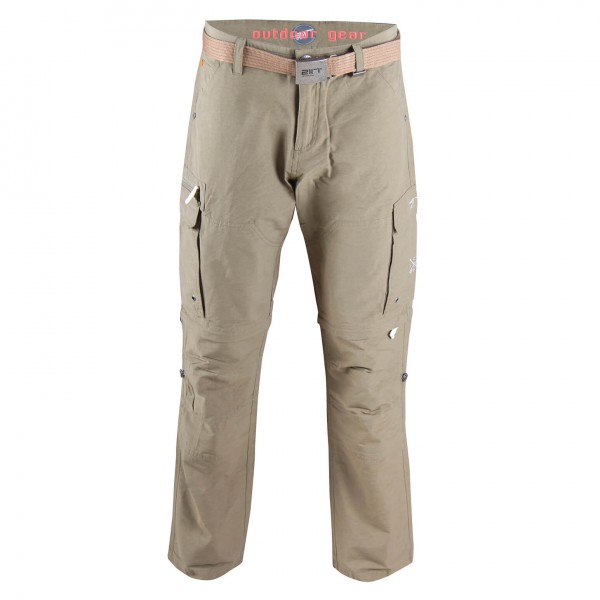2117 of Sweden - Arnäs Zip-Off Pants - Pantalon de trekking
