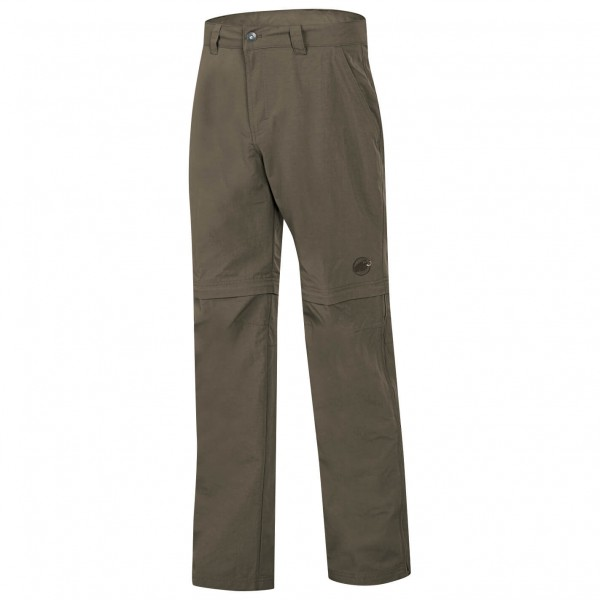 Mammut - Tempest Zip Off Plus Pants - Pantalon de trekking