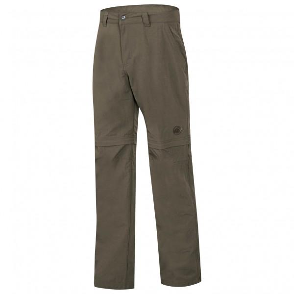 Mammut - Tempest Zip Off Plus Pants - Trekking pants