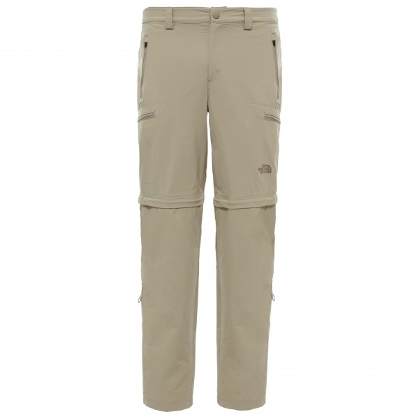 The North Face - Exploration Convertible Pant - Trekkinghousut