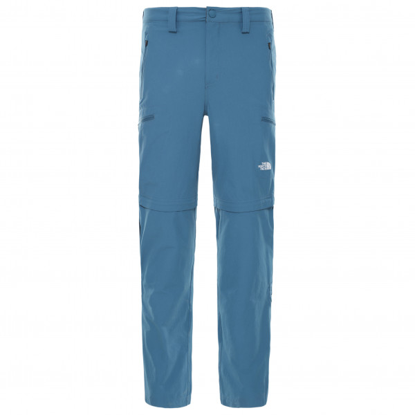 The North Face - Exploration Convertible Pant - Walking trousers