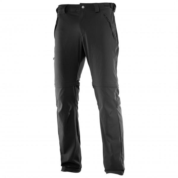 Salomon - Wayfarer Zip Pant - Trekkingbroeken