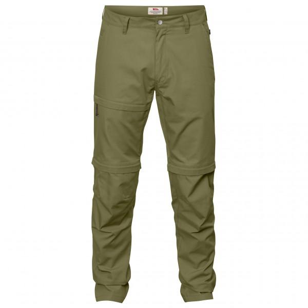Fjällräven - Traveller Zip-Off Trousers - Trekkinghousut