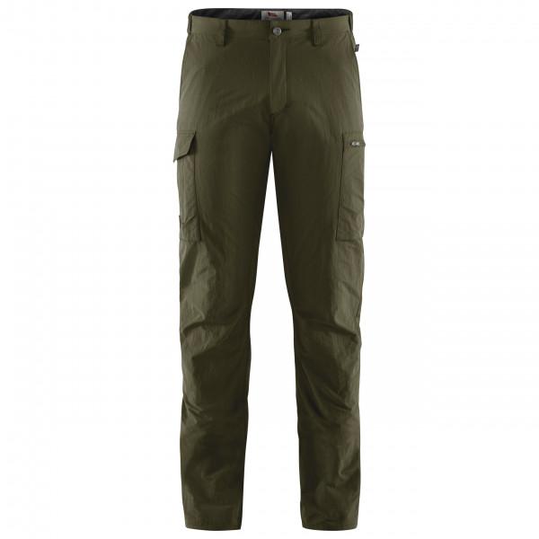 Fjällräven - Travellers MT Trousers - Pantalon de trekking