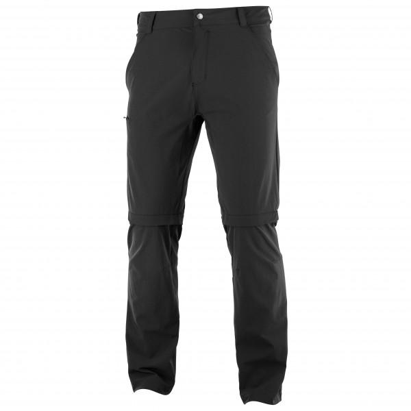 Salomon - Wayfarer Zip Off Pants - Trekkinghose