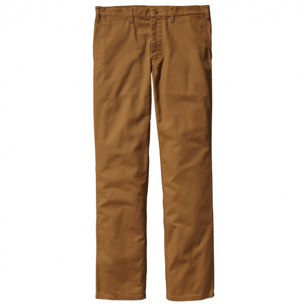 Patagonia - Straight Fit Duck Pants - Jeans