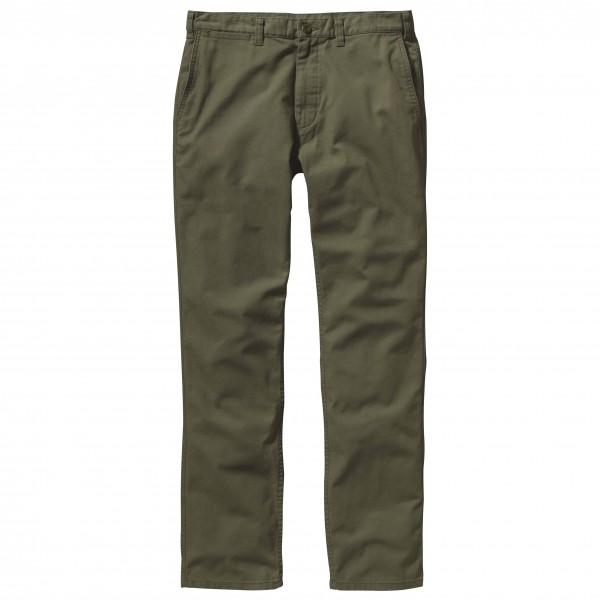 Patagonia - Straight Fit Duck Pants - Farkut
