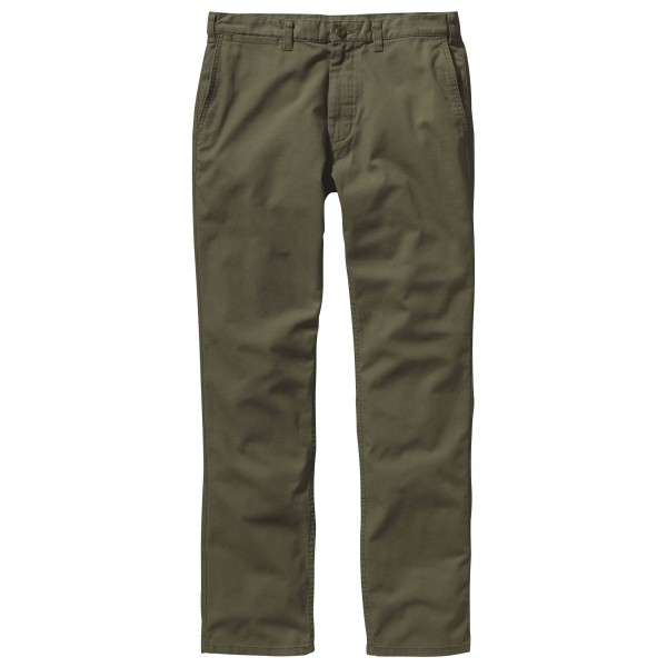Patagonia - Straight Fit Duck Pants - Jean