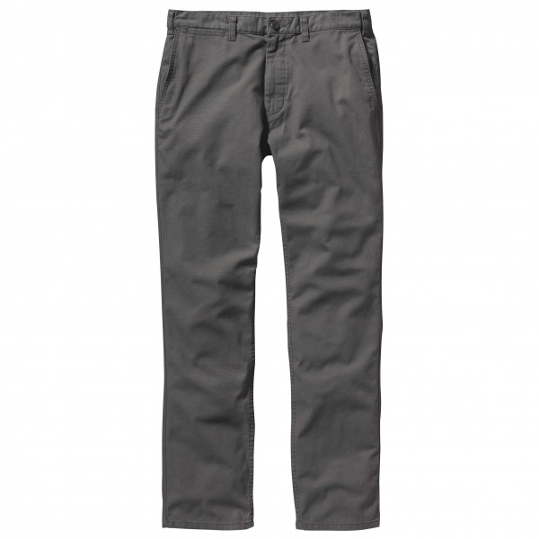 Patagonia - Straight Fit Duck Pants - Tejanos