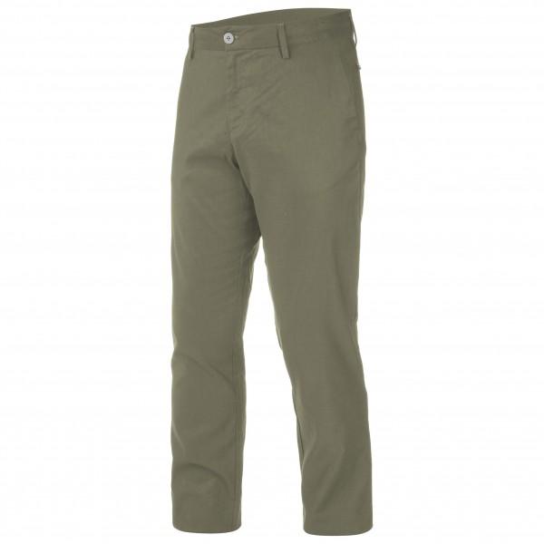 Salewa - Fanes Chino Linen Pants - Olabukse