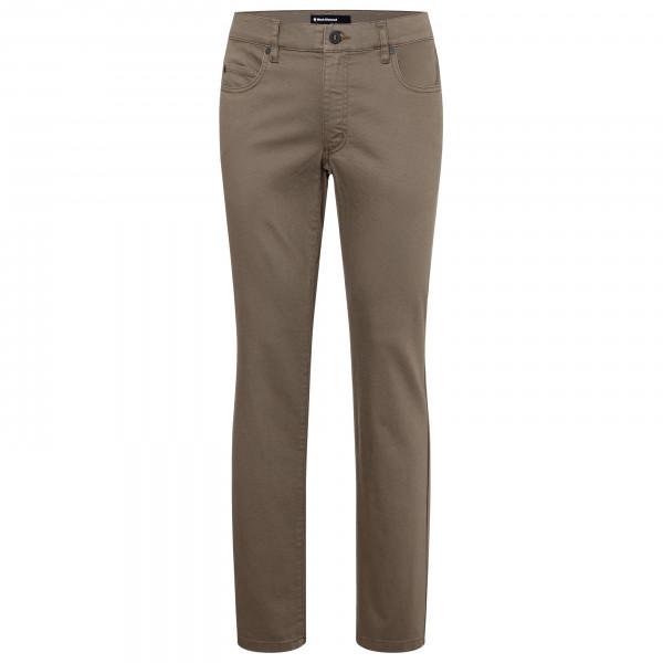 Stretch Font Pants - Jeans