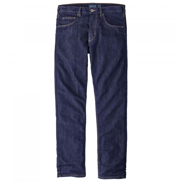 Patagonia - Flannel Lined Performance Straight Fit - Jeans