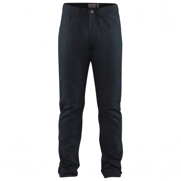 Fjällräven - Greenland Canvas Jeans - Jeans