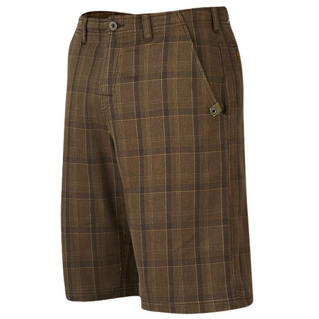 Prana - Morrison Plaid - Shorts