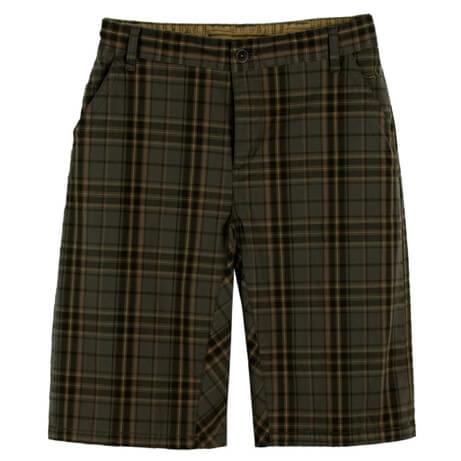 Prana - Tyler Plaid Short - Shorts