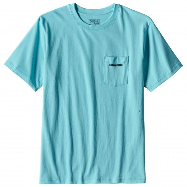 Patagonia - P-6 Logo Cotton Pocket T-Shirt - T-Shirt