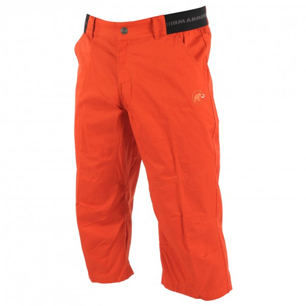 Mammut - Massone 3/4 Pants - Kiipeilyhousut