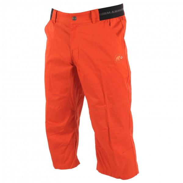 Mammut - Massone 3/4 Pants - Pantalon d'escalade