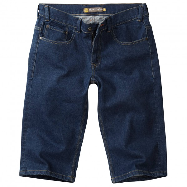 Moon Climbing - Denim Short - Short