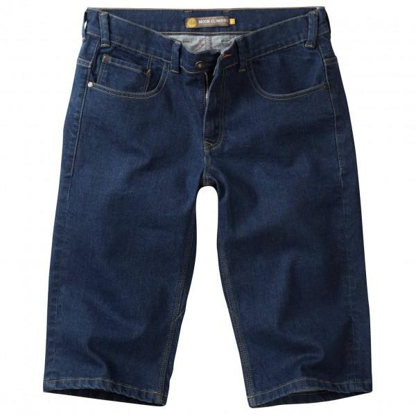 Moon Climbing - Denim Short - Shorts