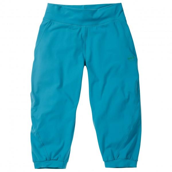 Moon Climbing - Roll Top Capri - Shorts
