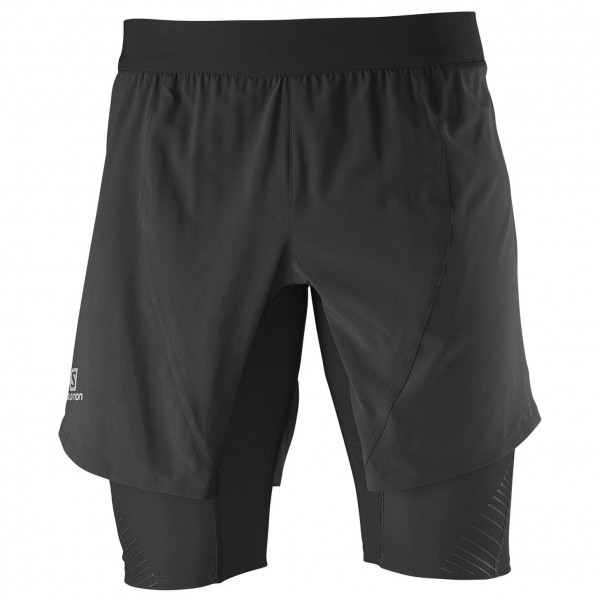 Salomon - Endurance Twinskin Short - Loopshort