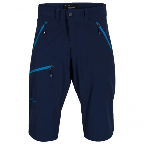 Peak Performance - Blacklight Long Shorts - Shortsit
