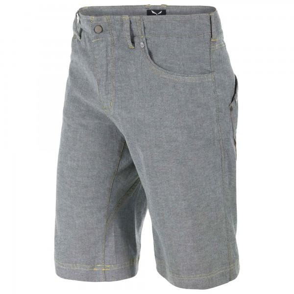 Salewa - Frea Cotton Denim Shorts - Shortsit