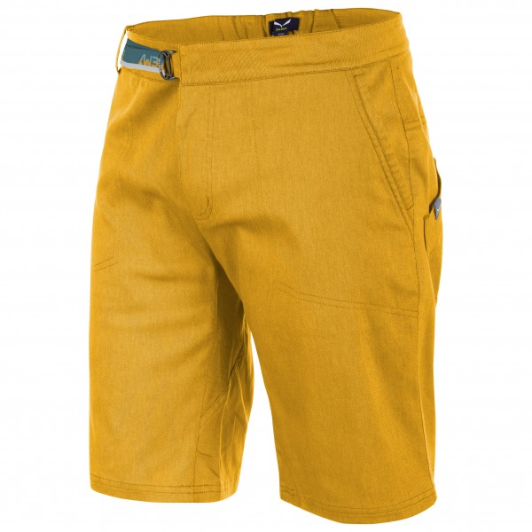 Salewa - Frea Cotton Stretch Shorts - Shortsit