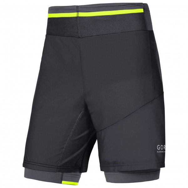 GORE Running Wear - Fusion 2in1 Shorts - Short de running