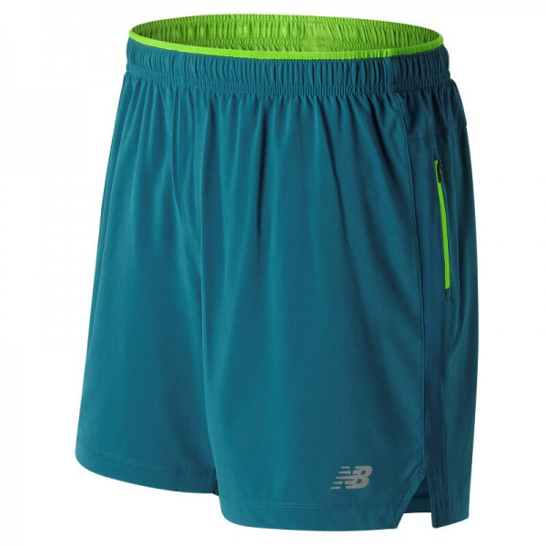 New Balance - Impact 7in Short - Laufshorts