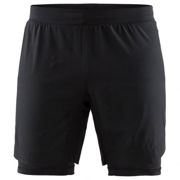 Craft - Delta 2.0 2in1 Shorts - Løpeshorts