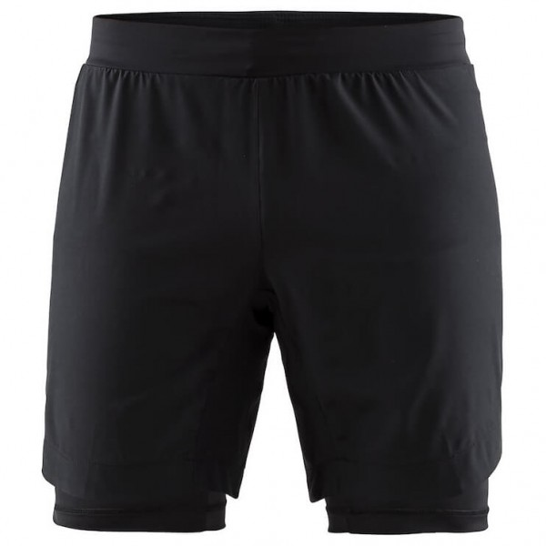 Craft - Delta 2.0 2in1 Shorts - Løpeshorts