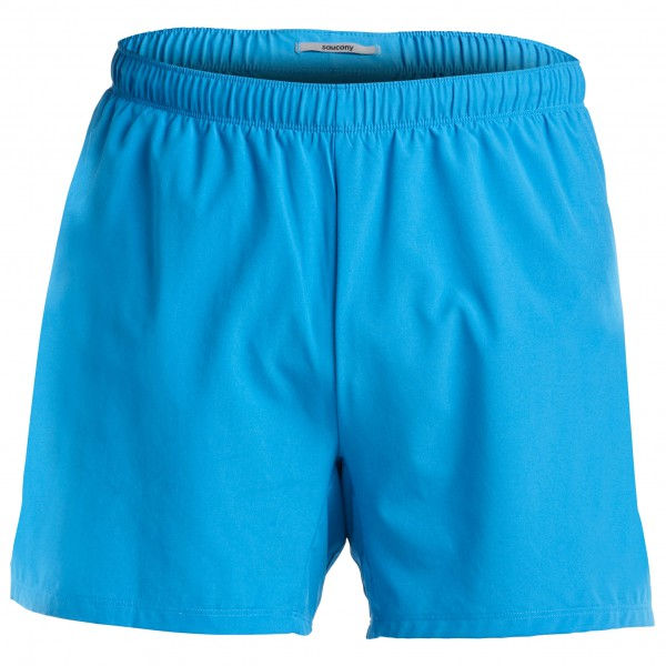 Saucony - Throttle 5'' Woven Short - Löparshorts & 3/4-löpartights
