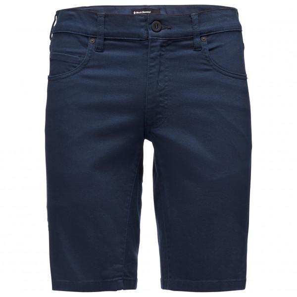 Black Diamond - Stretch Font Shorts - Shorts