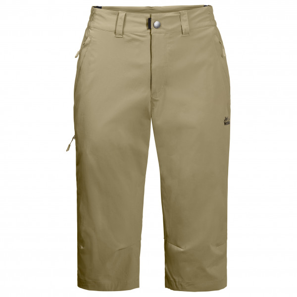 Jack Wolfskin - Activate Light 3/4 Pants - Shorts