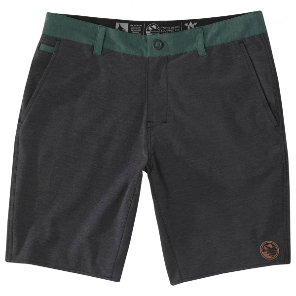 Hippy Tree - Basin Hybrid Short - Shorts