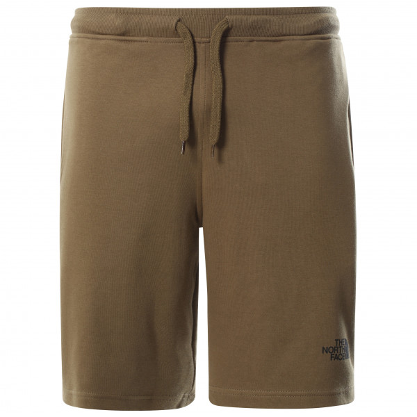 Graphic Short Light - Shorts