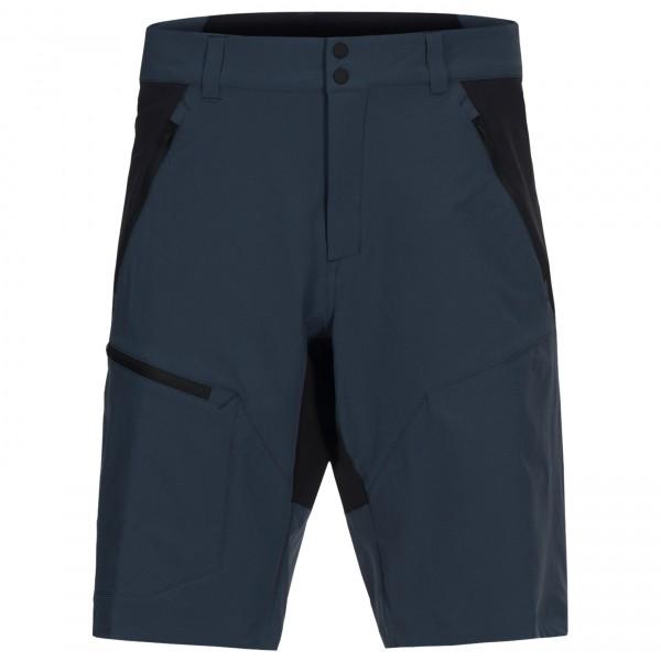 Peak Performance - Light Softshell Carbon Shorts - Shorts