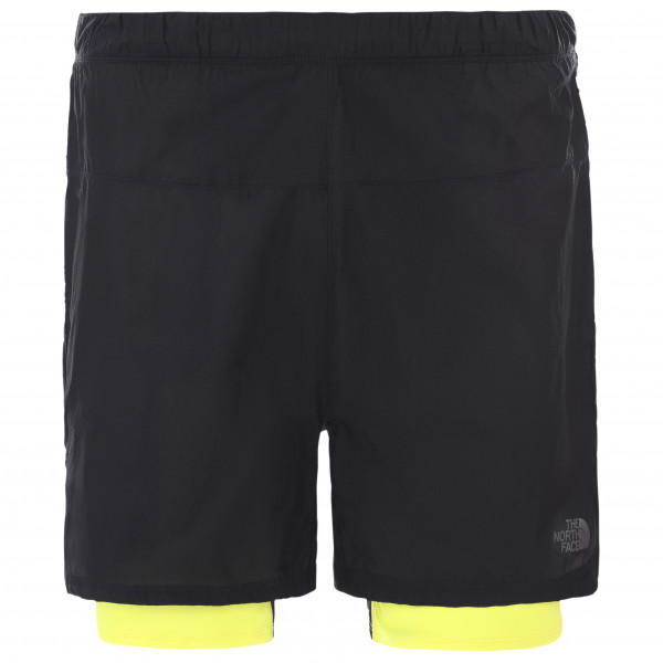 The North Face - Flight Better Than Naked Concept 2N1 Short - Laufshorts