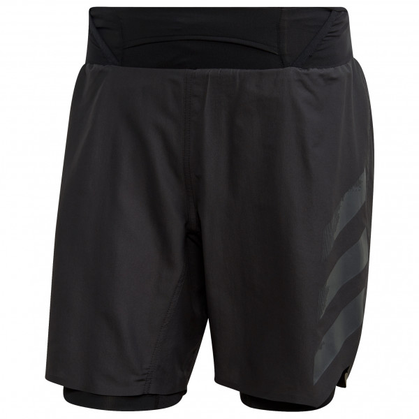 adidas - Agravic 2in1 Shorts - Løbeshorts og 3/4-løbetights