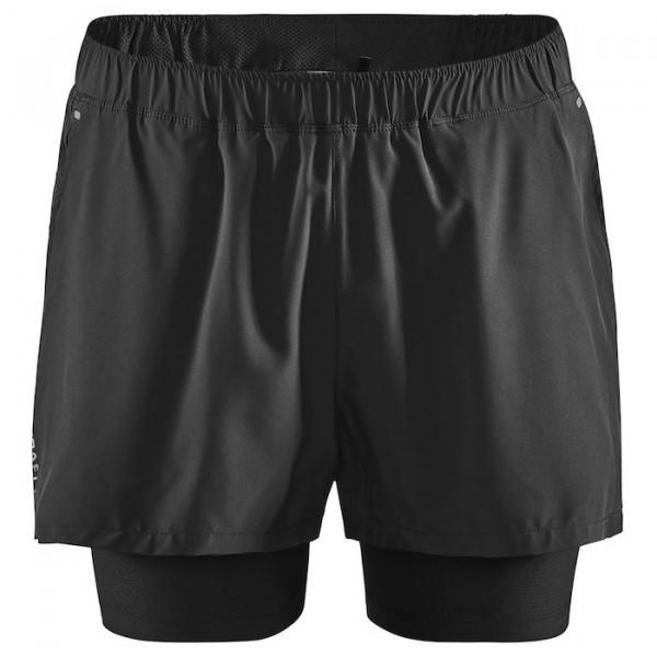Craft - ADV Essence 2-in-1 Stretch Shorts - Laufshorts
