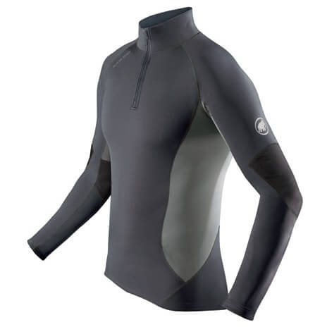 Mammut - Zip Longsleeve All-Year - Funktionsunterhemd