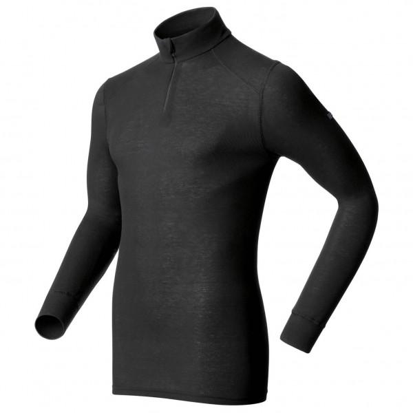 Odlo - Shirt L/S Turtle Neck 1/2 Zip Warm - Longsleeve